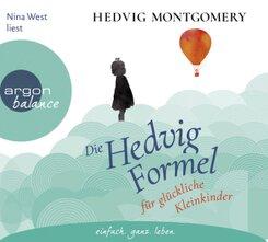 Die Hedvig-Formel für glückliche Kleinkinder, 3 Audio-CDs
