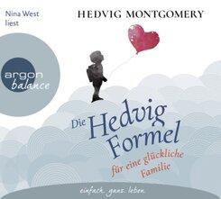 Die Hedvig-Formel für eine glückliche Familie, 3 Audio-CDs