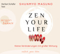 Zen your life, 3 Audio-CDs