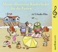Meine allerersten Kinderlieder für die Ferien, 1 Audio-CD