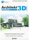 Architekt 3D 20 Professional, 1 DVD-ROM