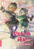 Made in Abyss - Bd.5