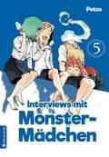 Interviews mit Monster-Mädchen - Bd.5