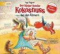 Der kleine Drache Kokosnuss bei den Römern, 1 Audio-CD