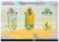 Der kleine Drache Kokosnuss - Magnet-Lesezeichen