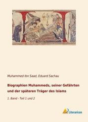 Biographien Muhammeds, seiner Gefährten und der späteren Träger des Islams