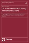 Die externe Qualitätssicherung im Krankenhausrecht