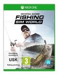 Fishing Sim World, 1 Xbox One-Blu-ray Disc