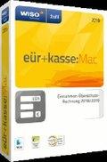 WISO EÜR & Kasse: Mac 2019, 1 CD-ROM