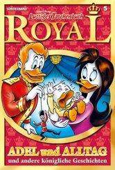 Lustiges Taschenbuch Royal - Adel und Alltag