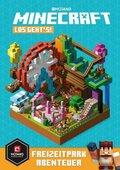 Minecraft, Los geht's! Freizeitpark - Abenteuer