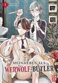 Mein Leben als Werwolf-Butler - Bd.1