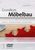 Grundkurs Möbelbau, m. DVD