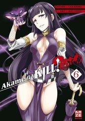 Akame ga KILL! ZERO - Bd.6