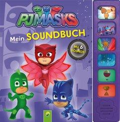 PJ Masks Mein Soundbuch