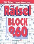 Rätselblock - Bd.260