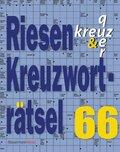 Riesen-Kreuzworträtsel - Bd.66