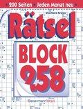 Rätselblock - Bd.258