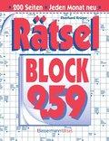 Rätselblock - Bd.259