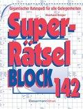 Superrätselblock - Bd.142