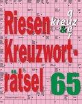 Riesen-Kreuzworträtsel - Bd.65