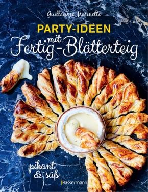 Party-Ideen mit Fertig-Blätterteig