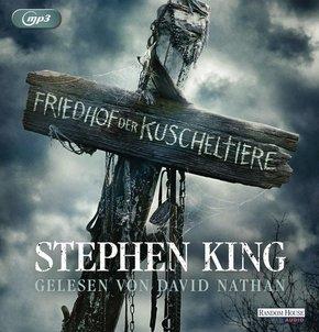 Friedhof der Kuscheltiere, 2 MP-CDs