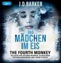 The Fourth Monkey - Das Mädchen im Eis, 2 MP3-CDs