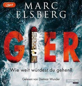 GIER, 2 MP3-CDs
