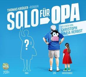 Solo für Opa, 7 Audio-CDs