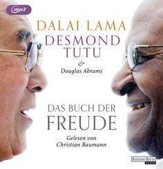 Das Buch der Freude, 2 Audio-CD, MP3
