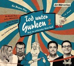 Tod unter Gurken 2, 2 Audio-CDs