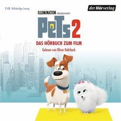 Pets 2, 2 Audio-CDs
