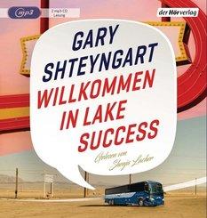 Willkommen in Lake Success, 1 MP3-CD