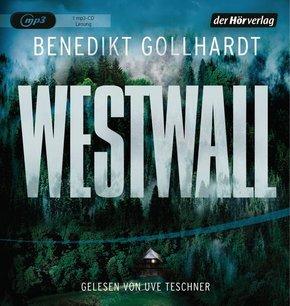 Westwall, 1 MP3-CD