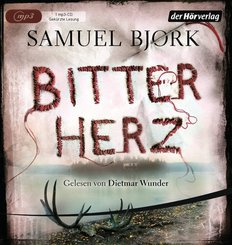 Bitterherz, 1 MP3-CD