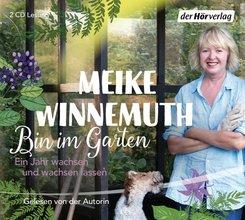 Bin im Garten, 2 Audio-CDs