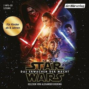 Star Wars: Das Erwachen der Macht, 1 Audio-CD, MP3