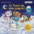 Schlafmützen. Im Traum ist alles möglich!, 1 Audio-CD