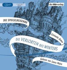 Die Spiegelreisende - Die Verlobten des Winters, 2 Audio-CD,