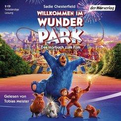 Willkommen im Wunder Park, 2 Audio-CDs