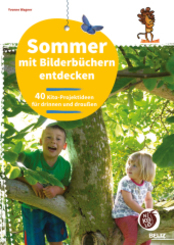 Sommer mit Bilderbüchern entdecken