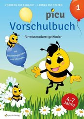 Picu Vorschulbuch - Bd.1