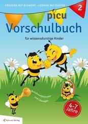 Picu Vorschulbuch - Bd.2