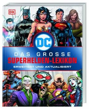 Das große Superhelden-Lexikon