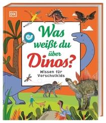 Wissen für Vorschulkids. Was weißt du über Dinos?