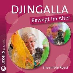 Djingalla Bewegt im Alter, 1 Audio-CD