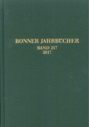 Bonner Jahrbücher - Bd.217/2017