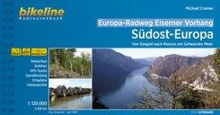 Europa-Radweg Eiserner Vorhang, Südost-Europa