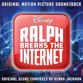 Ralph Breaks The Internet: Wreck It Ralph 2, 1 Audio-CD
